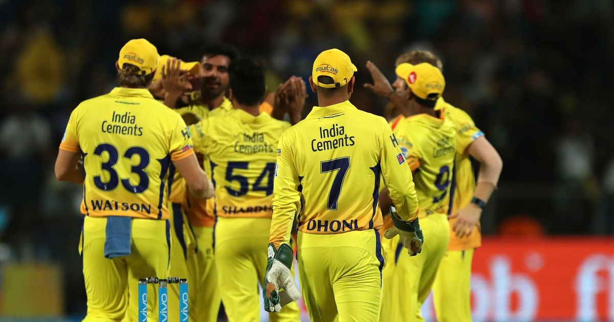 IPL 2018, CSK vs RR, as it happened: Clinical bowling effort by Chennai as they romp to a 64-run win