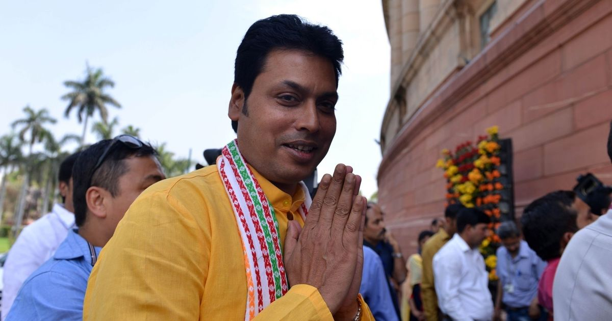 Tripura CM Biplab Kumar Deb claims ducks increase oxygen levels in water bodies, draws criticism