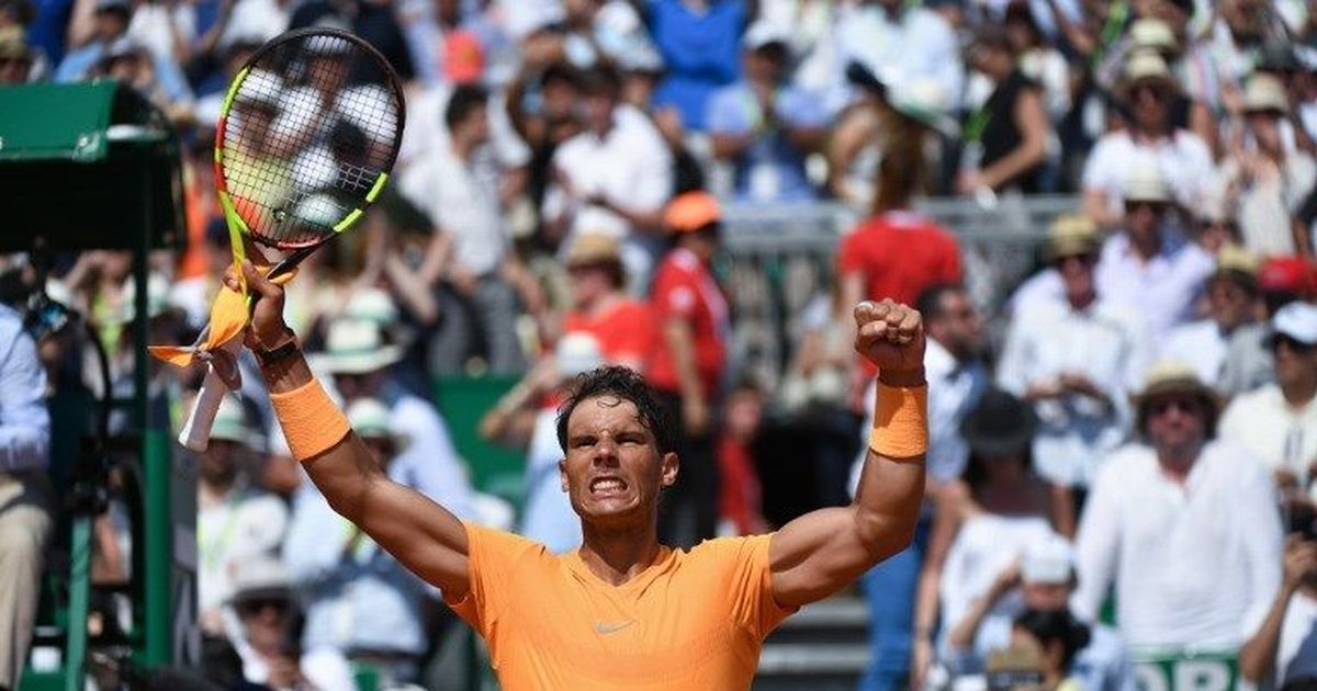 Nadal marches into semis at Masters