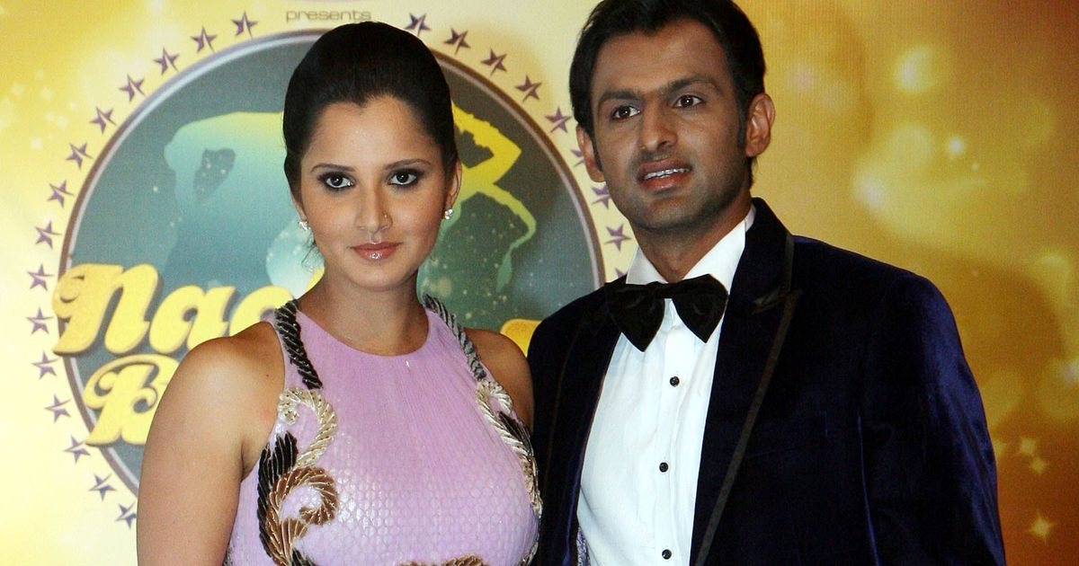 Shoaib Malik withdraws from T10 league to spend time with wife Sania