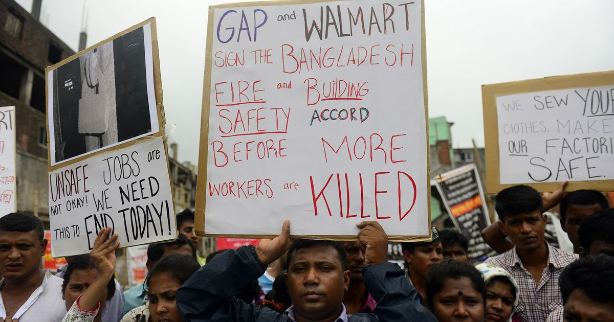 Five years after Rana Plaza tragedy, are things better for Bangladesh's textile industry workers?