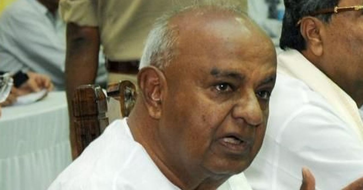 Karnataka Assembly elections: Janata Dal (Secular) chief HD Deve Gowda rules out alliance with BJP