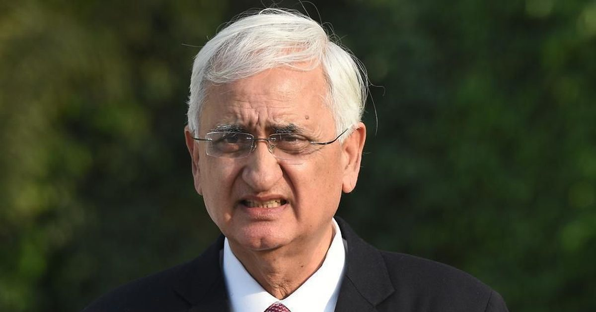 Salman Khurshid claims Congress supporters misinterpreted his comments on opposition alliance