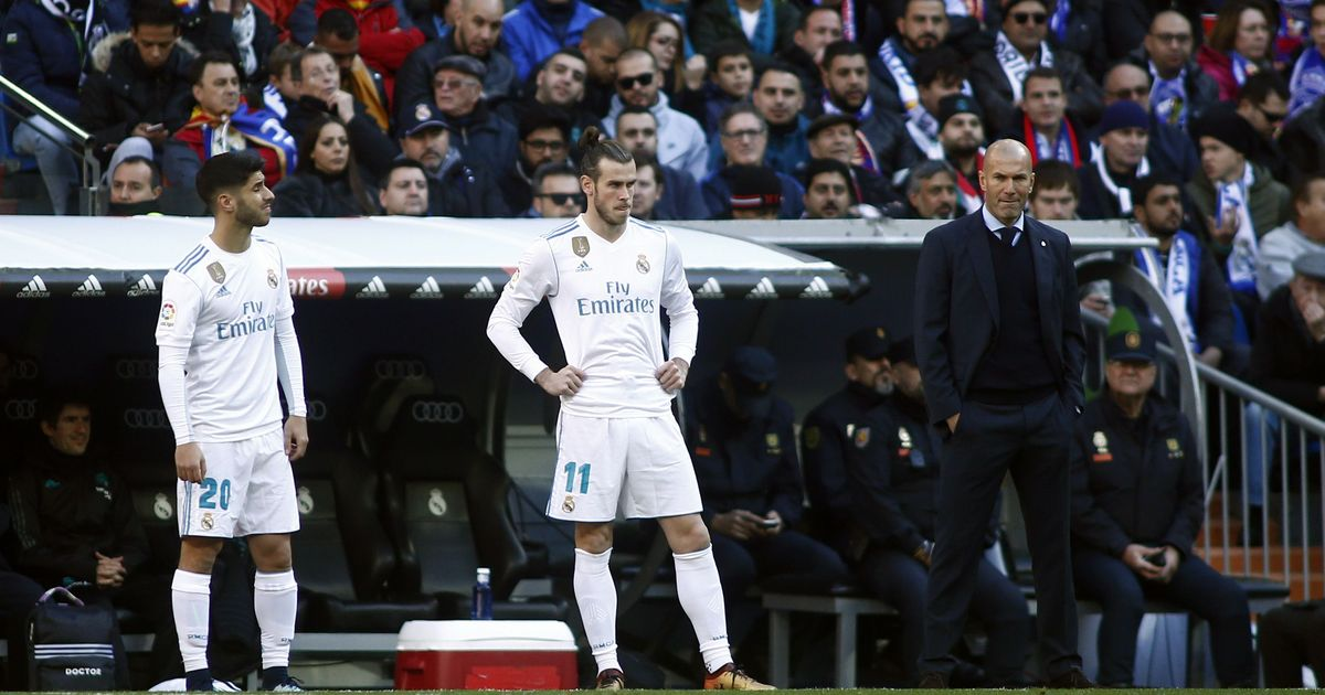 Gareth Bale's strained relationship with Zidane puts performance against Bayern in focus