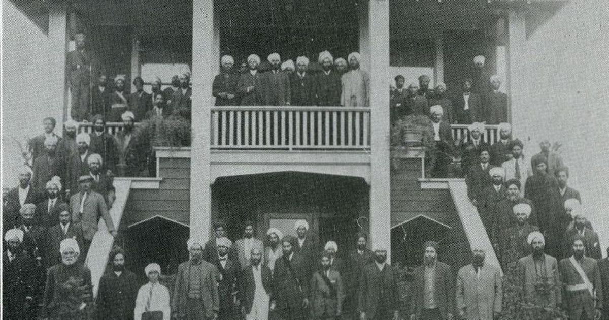The 1915 Ghadar plan to free India from the British was a failure – but it sparked a revolution