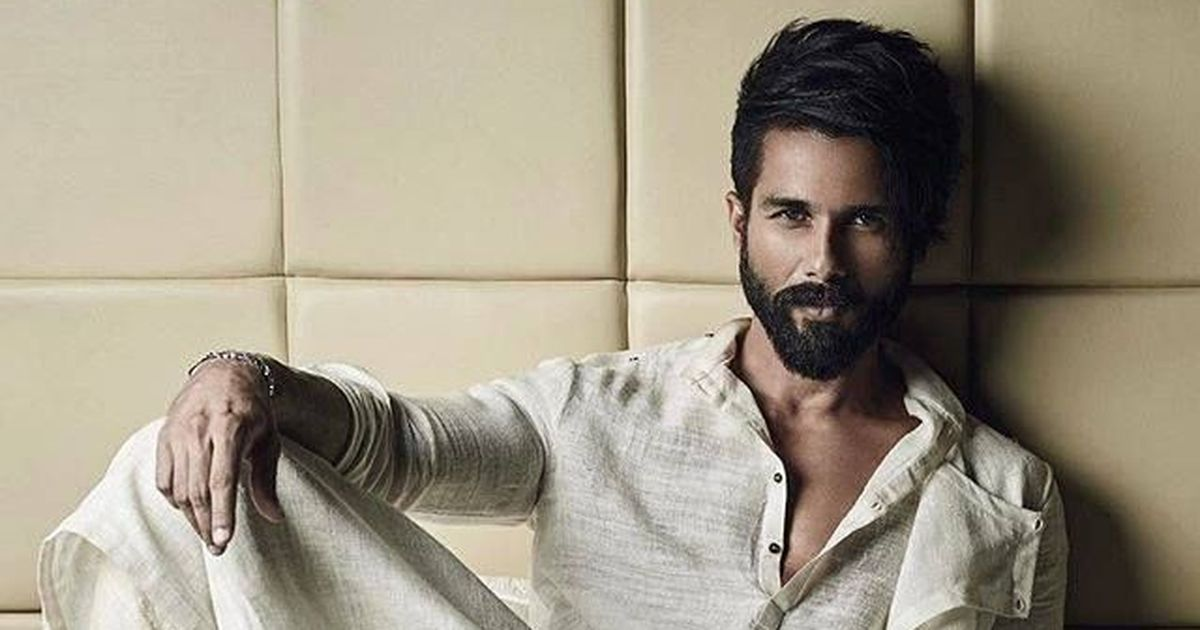 Shahid Kapoor to star in Hindi remake of Telugu film 'Arjun Reddy'