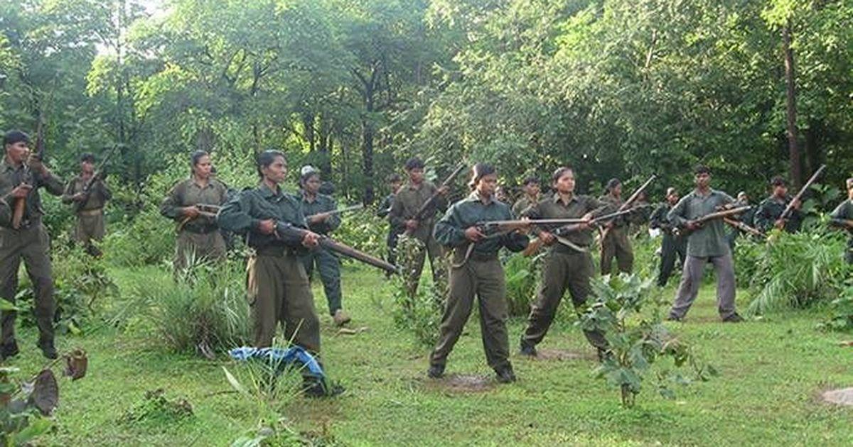Image result for मुठभेड़ों में मारे गए सात नक्सली