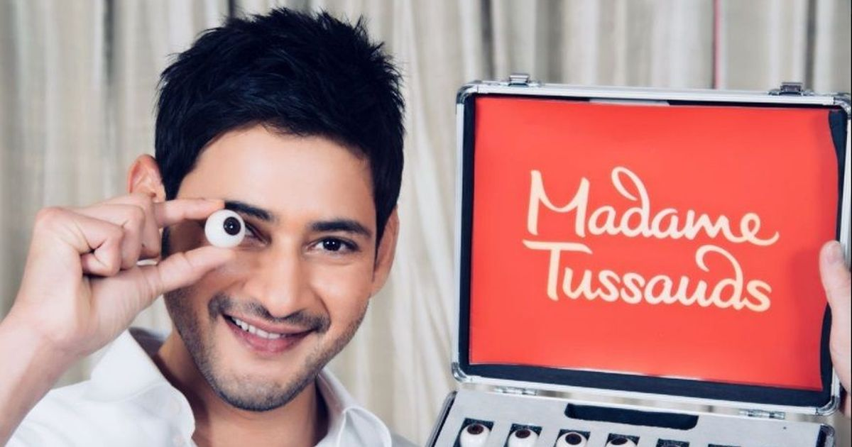 Telugu star Mahesh Babu to get a wax statue in Madame Tussauds