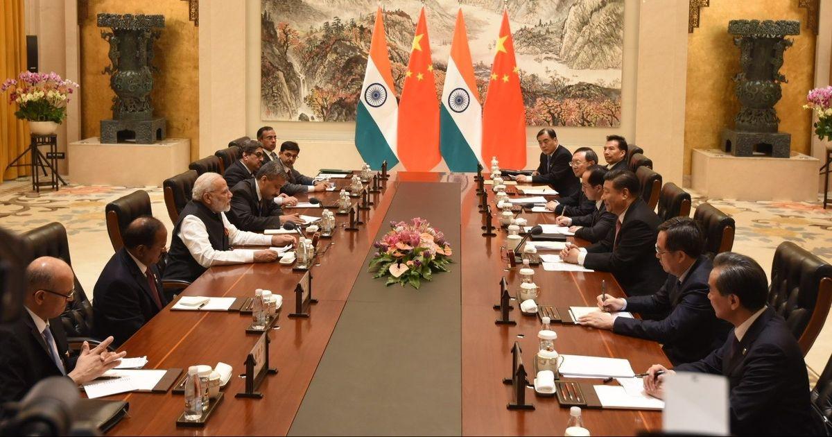 शी जिनपिंग से मुलाकात में प्रधानमंत्री नरेंद्र मोदी ने कहा - ऐसी मुलाकातें परंपरा बननी चाहिए