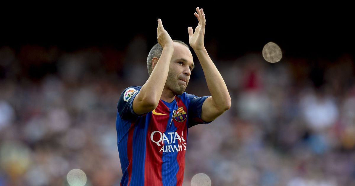 Andres Iniesta expected to announce Barcelona departure