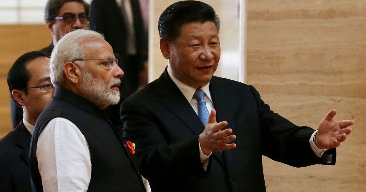 PM Modi concludes China visit, leaves for home