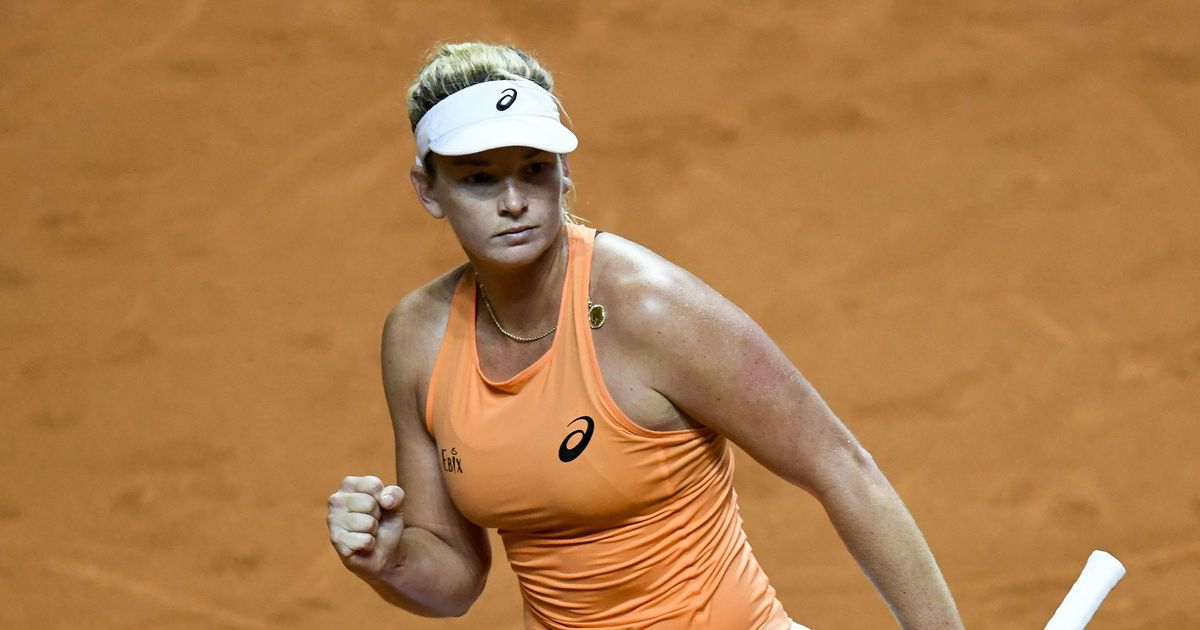 Coco Vandeweghe makes winning return to tennis after 10