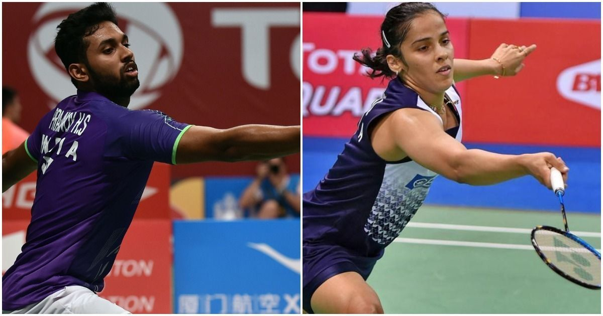 Asia C'ships: Prannoy, Saina fall at semifinal hurdle