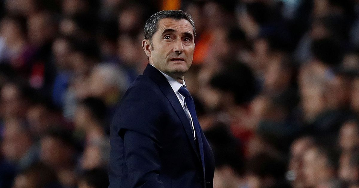 There are nine days still: Barca's Valverde believes Clasico won't be affected by Catalan protests