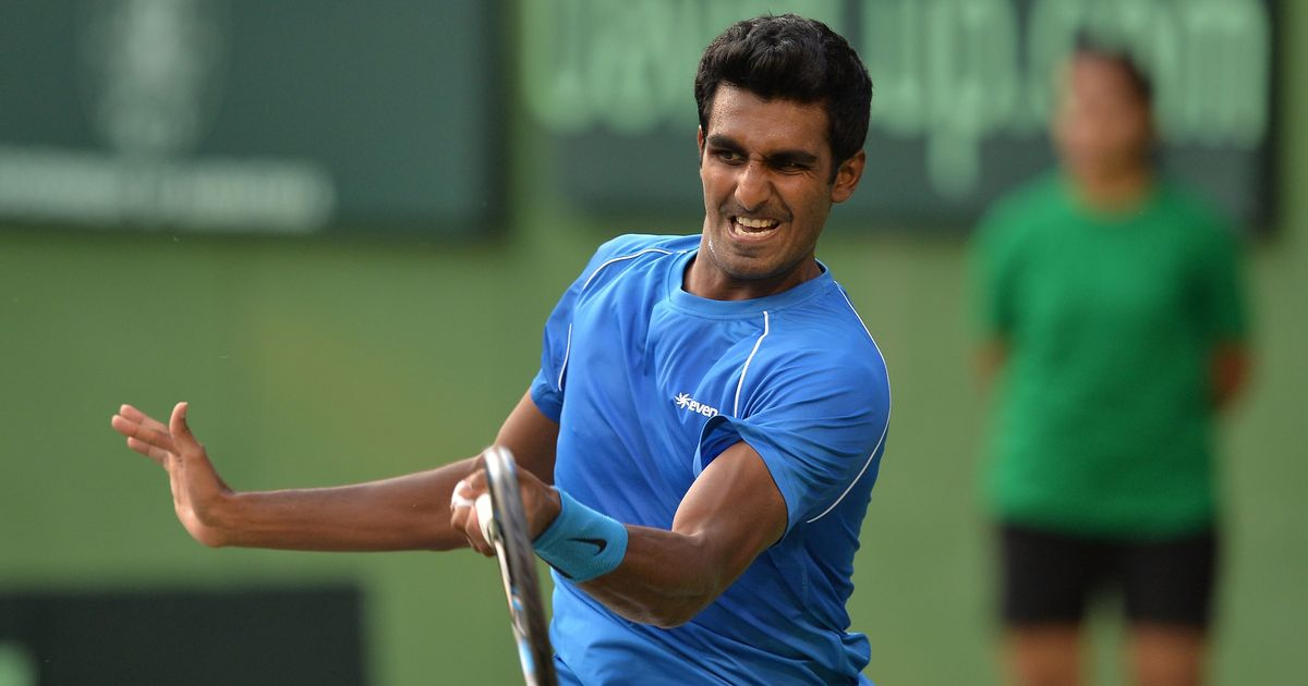 After missing out at French Open, Prajnesh qualifies for his first ATP World Tour event