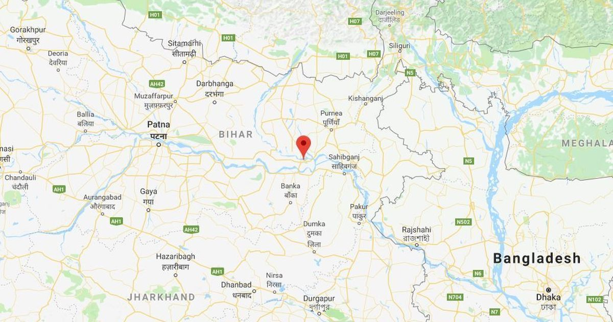 Boat capsizes in Bihar's Kosi river, eight feared drowned