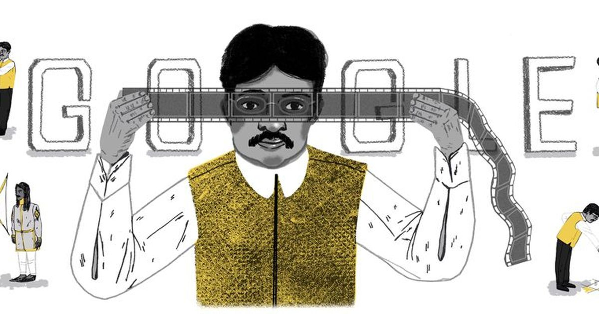 Google Doodle Celebrates Father Of Indian Cinema, Dadasaheb Phalke's 148th Birth Anniversary