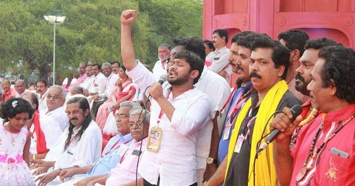 CPI brings in Kanhaiya Kumar, drops senior leaders