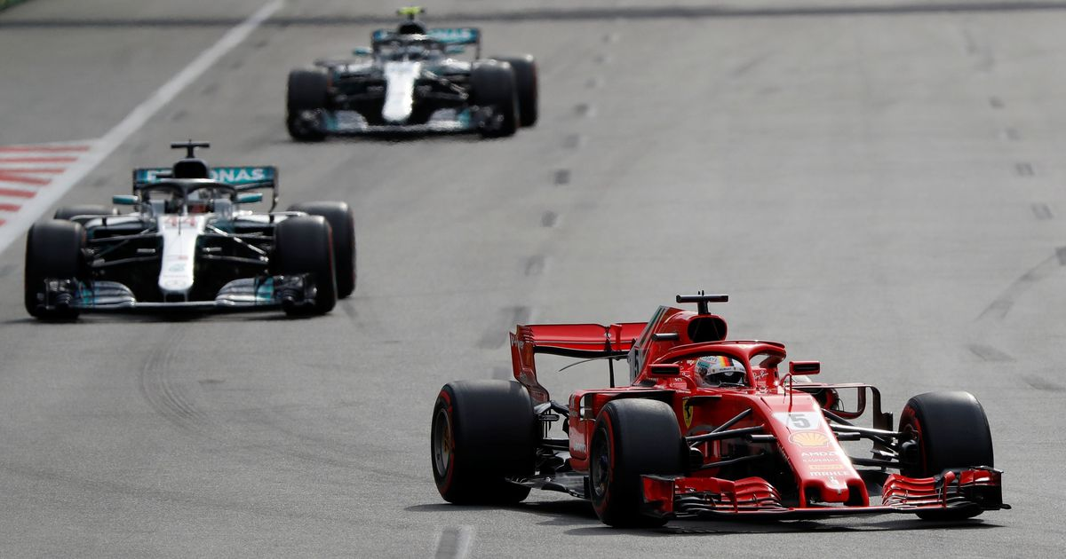 Formula One has contingency plans to deal with Brexit consequences, assures chief Chase Carey