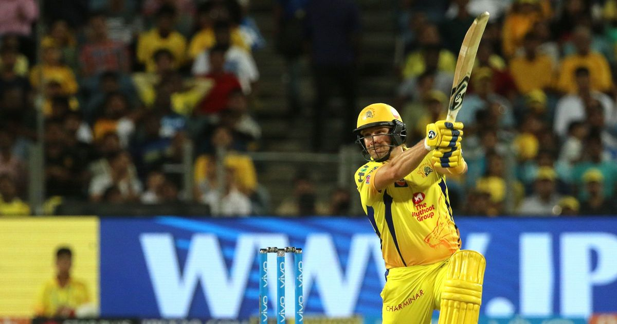 'An unbelievable innings': Hyderabad captain Williamson left amazed by Watson's knock
