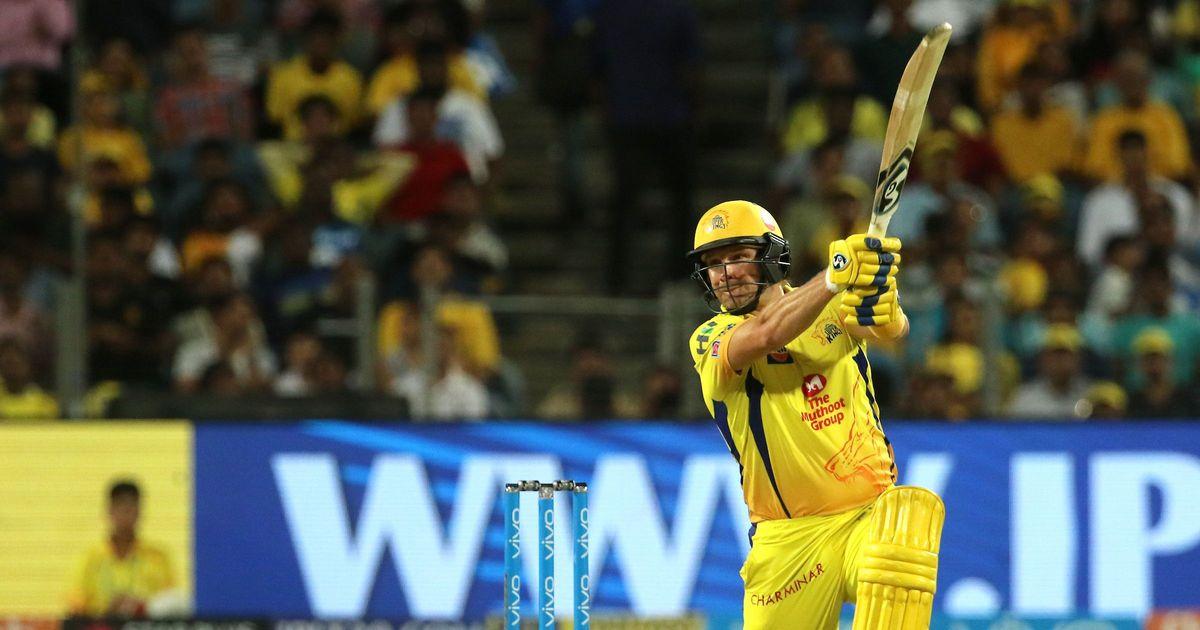 Scintillating half centuries from Watson, Dhoni hands Chennai a 13-run win over Delhi Daredevils