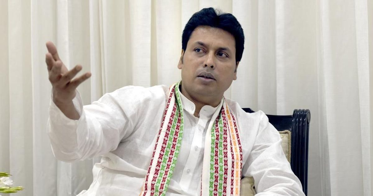 Tripura CM's latest gaffe: Tagore returned Nobel in protest