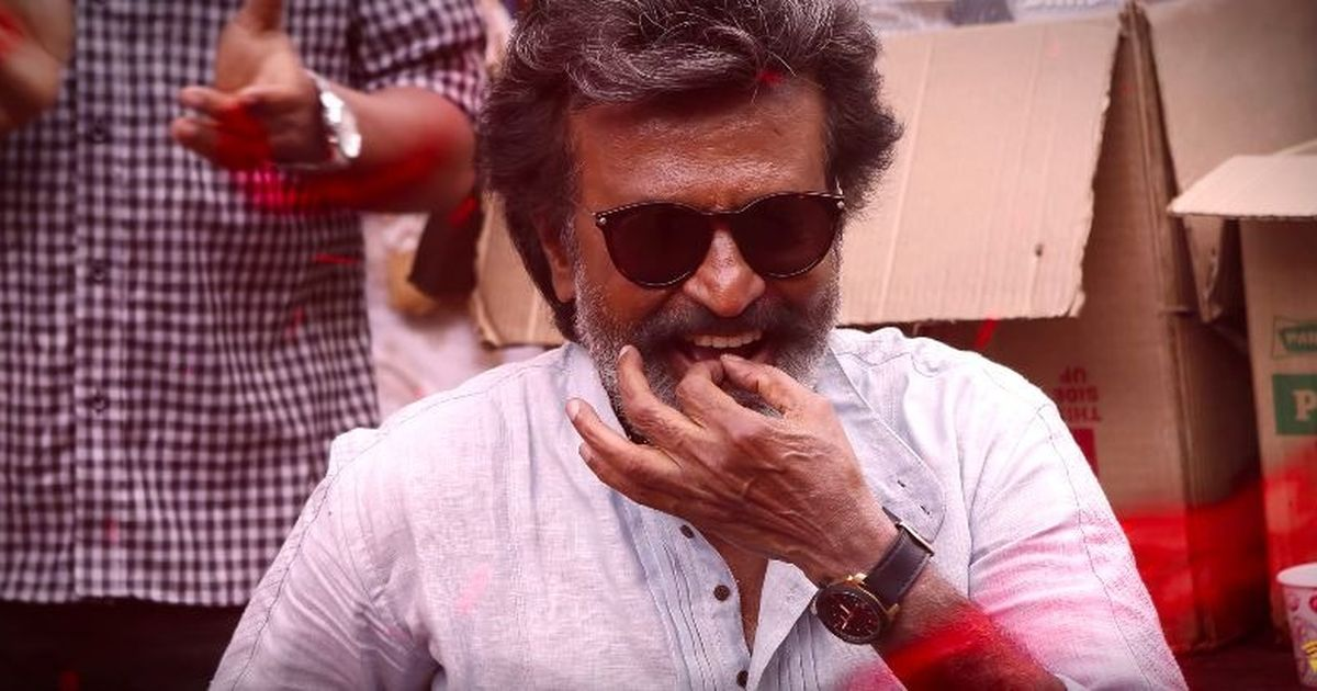 Meet Kaala Seth in 'Semma Weightu' from Rajinikanth's 'Kaala'
