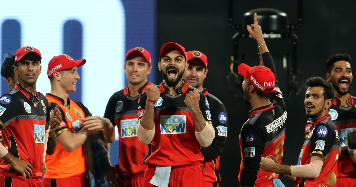 Bangalore shine at the death against Mumbai