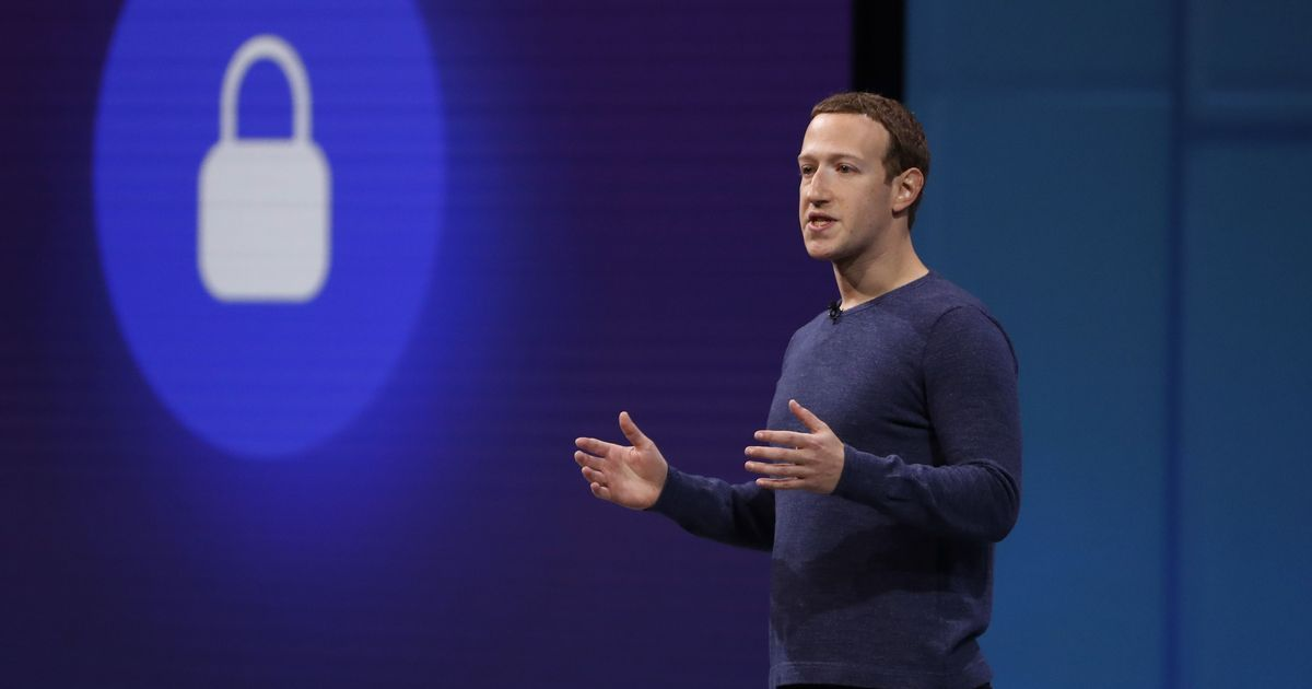 Facebook CEO Mark Zuckerberg says protecting a democracy is like an 'arms race'