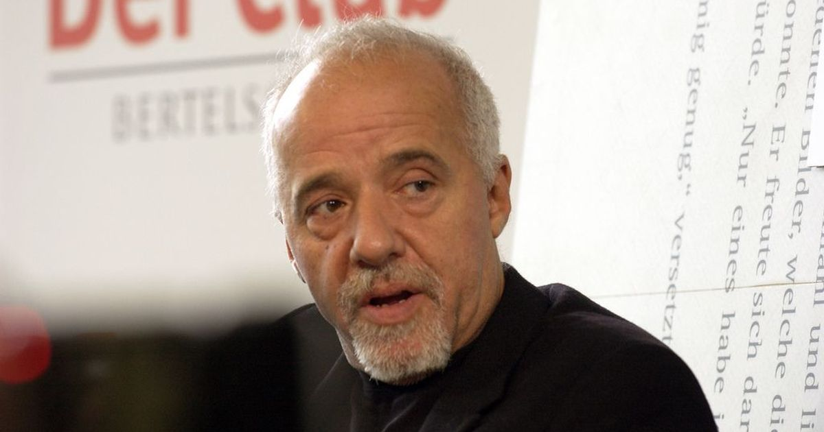 Paulo Coelho's novels to be adapted into an American TV series