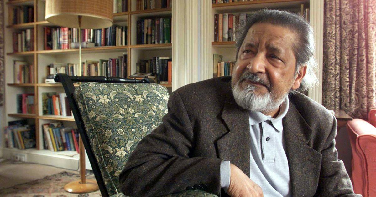 Nobel Prize-winning author VS Naipaul dies at 85