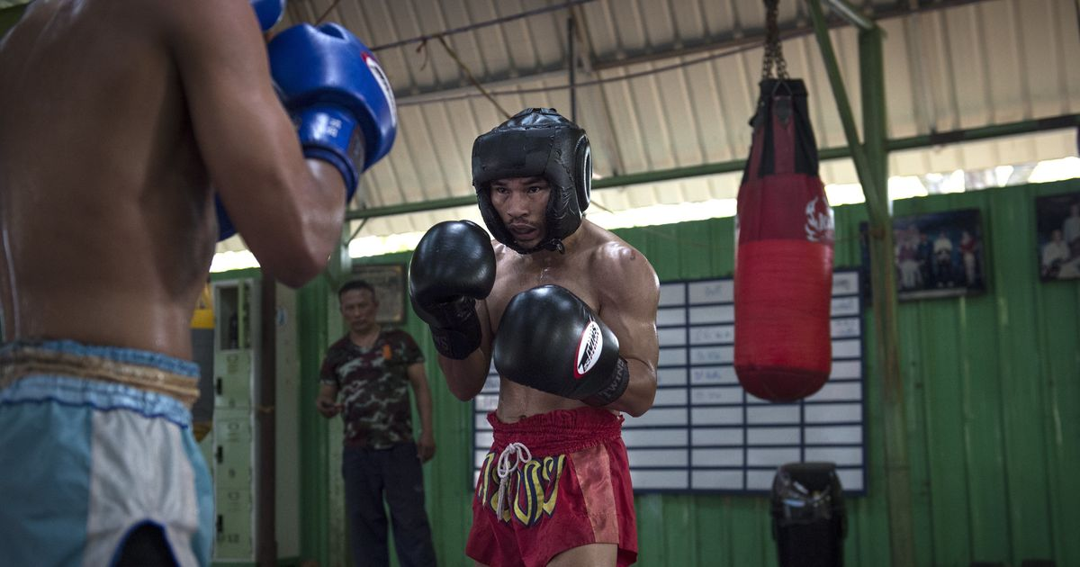 Thai boxer improves to 50-0 to match Floyd Mayweather's record
