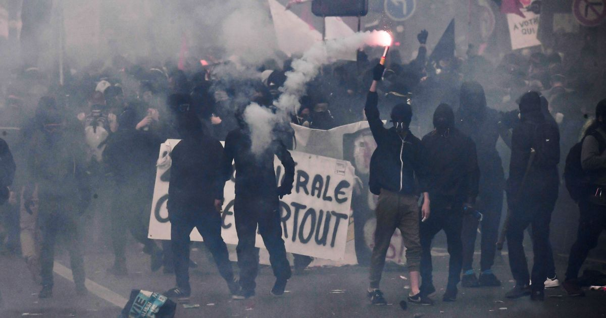 France to beef up security for next protests after May Day violence