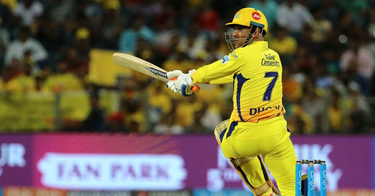 Chennai Super Kings beat RCB to regain top spot