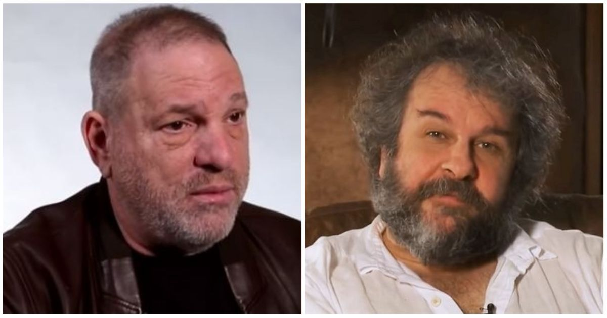 Harvey Weinstein threatened to replace Peter Jackson in 'The Lord of the Rings', new book reveals