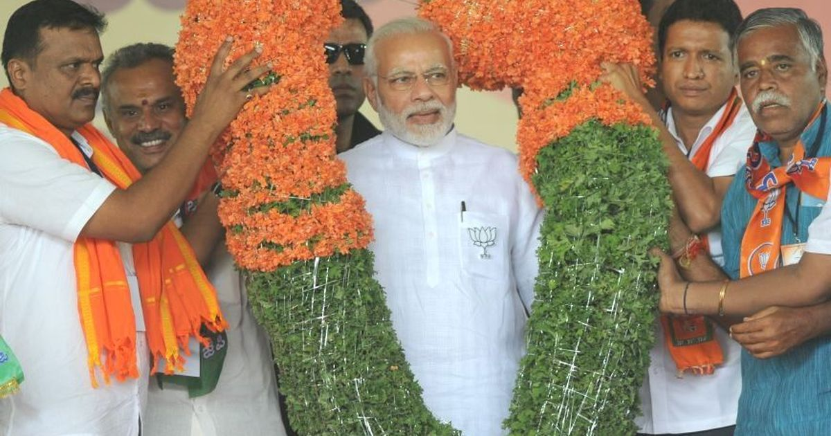 Karnataka Polls: PM accuses Siddaramaiah of corruption