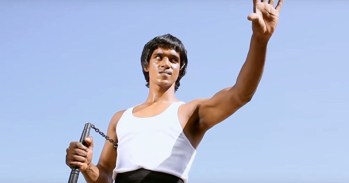 'Puthiya Brucelee' trailer: This martial arts hero speaks in Tamil