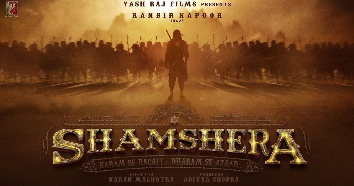 Ranbir Kapoor excited about his new action adventure Shamshera