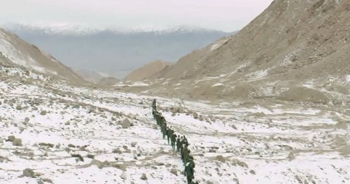 Paltan teaser: Soldiers report to duty in tough conditions