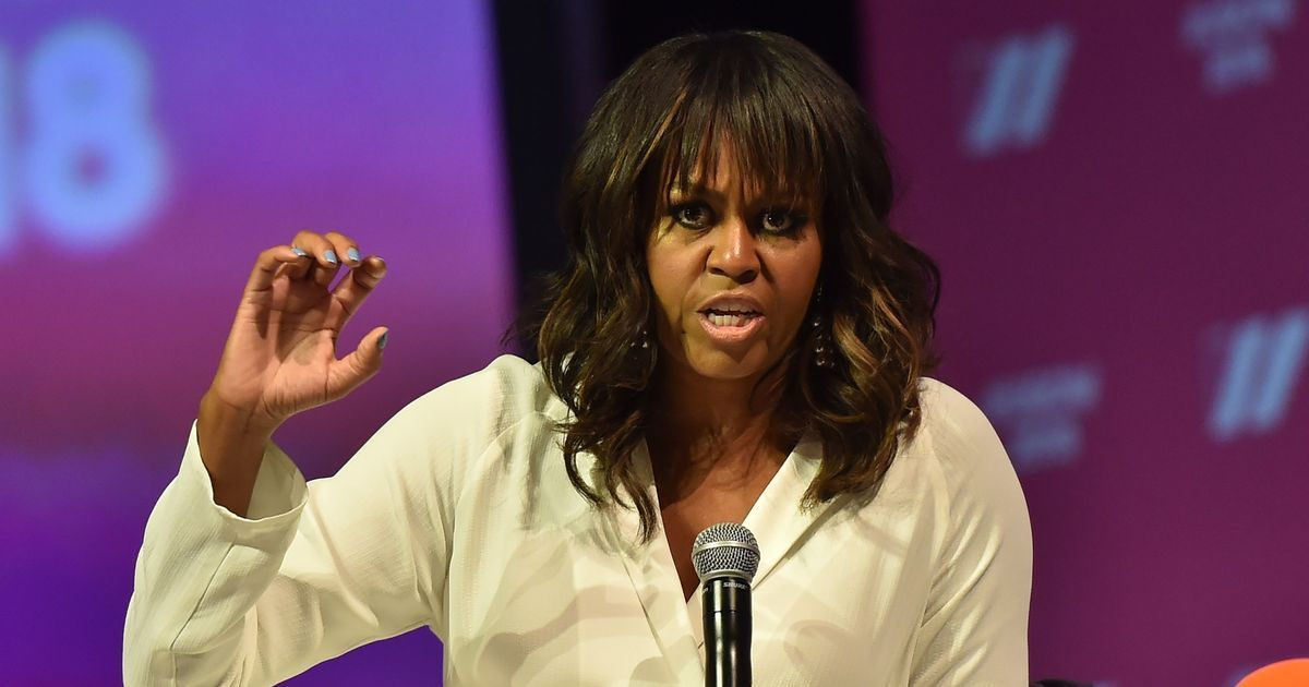 'It's our America': Michelle Obama criticises Trump's comments against Democratic congresswomen