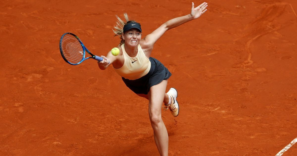 Maria Sharapova bets on 'good inner feeling' ahead of French Open return