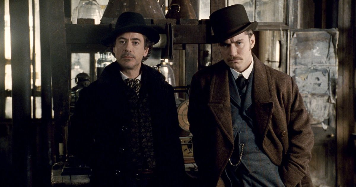 Third Sherlock Holmes movie to be released in December 2020