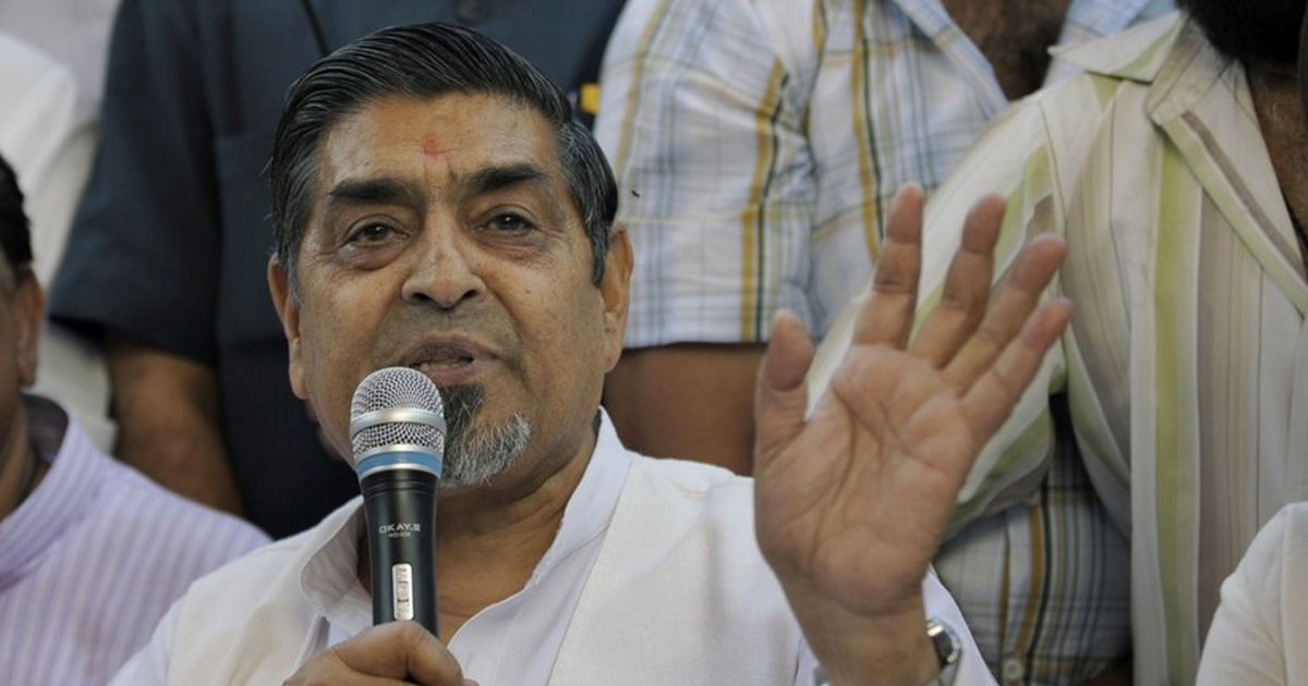 Supreme Court says forgery case against Congress leader Jagdish Tytler will go on