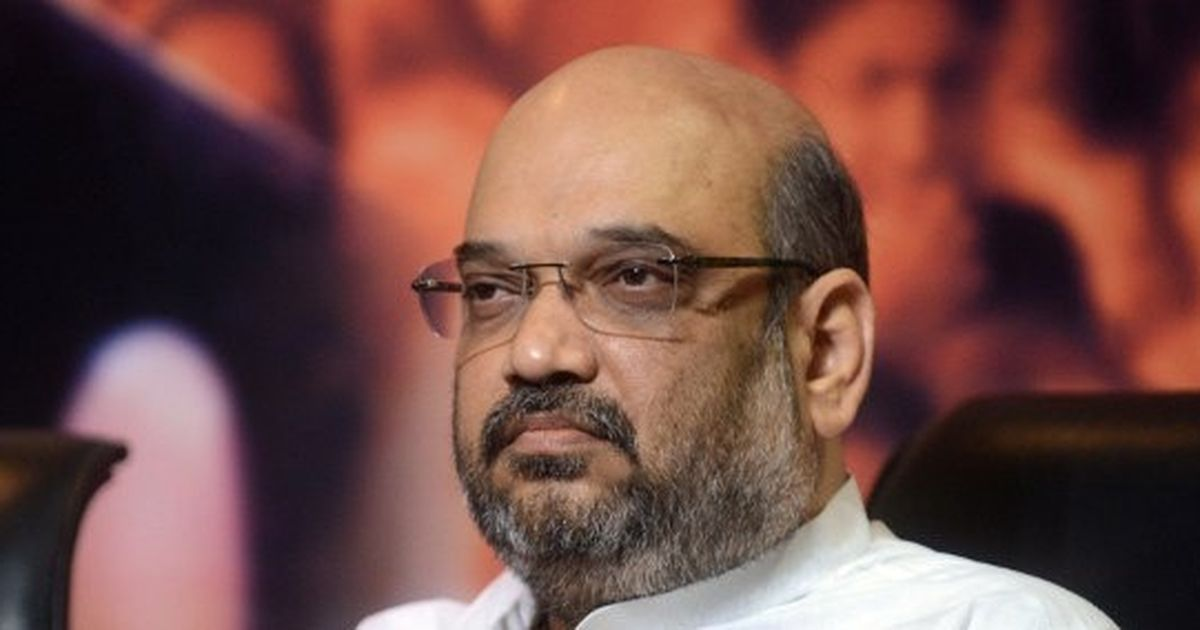 'If you have evidence, bring it to court': Amit Shah defends his son