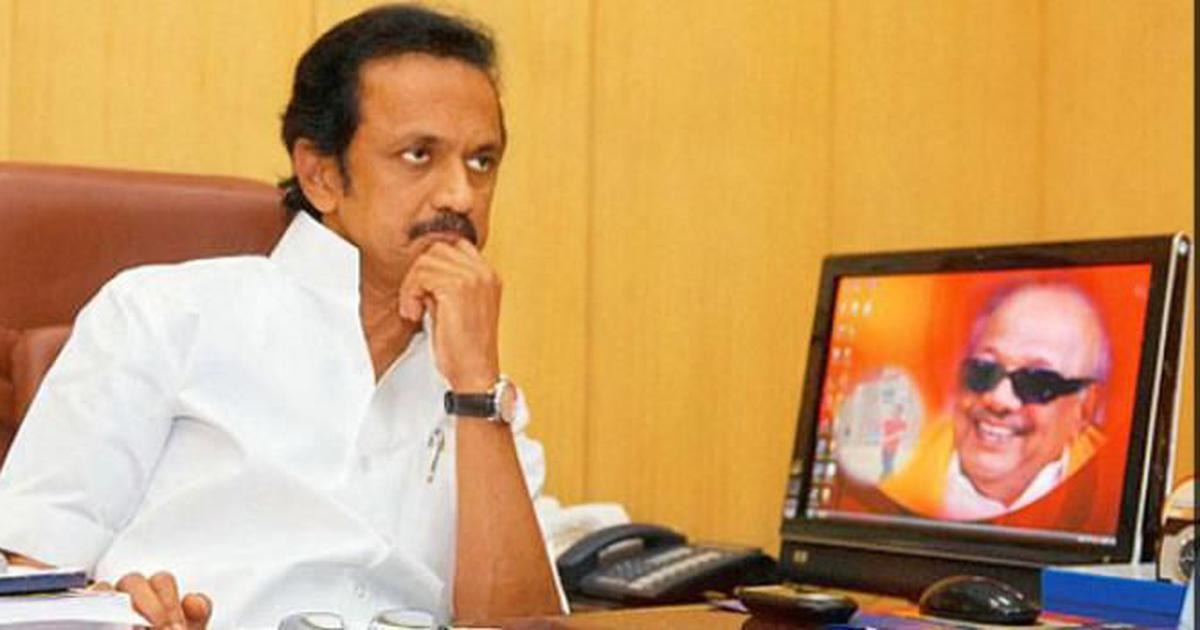 'Party lost a leader, I lost my mentor,' says Karunanidhi's son MK Stalin at DMK meeting