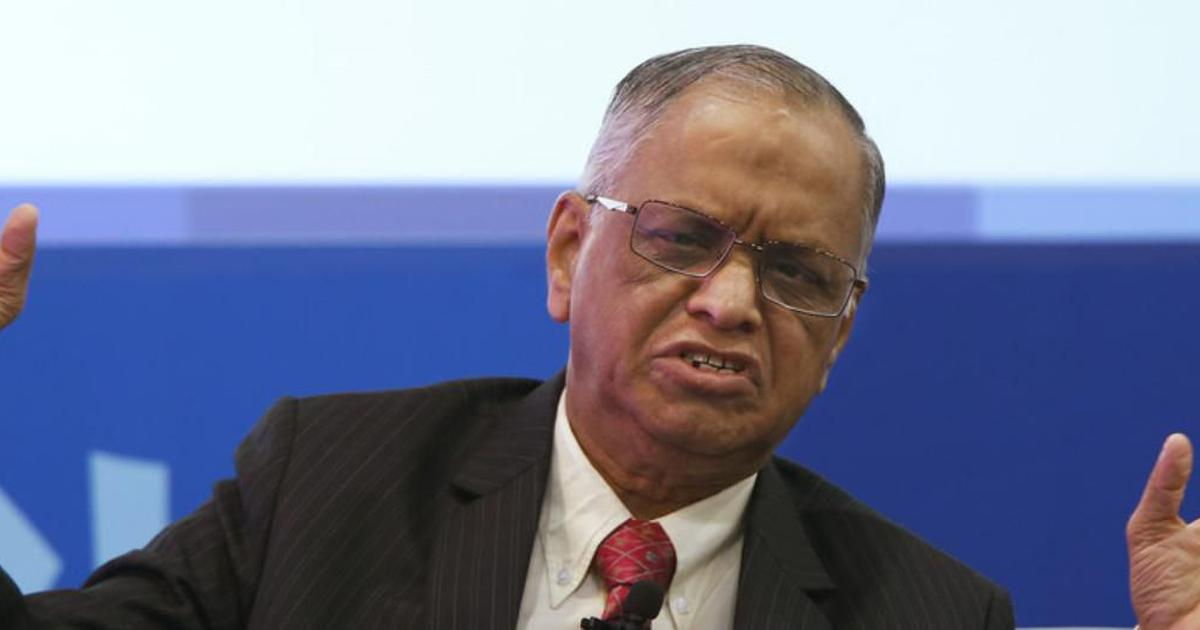 Full text: Narayana Murthy on the true meaning of patriotism and the path to building a great nation