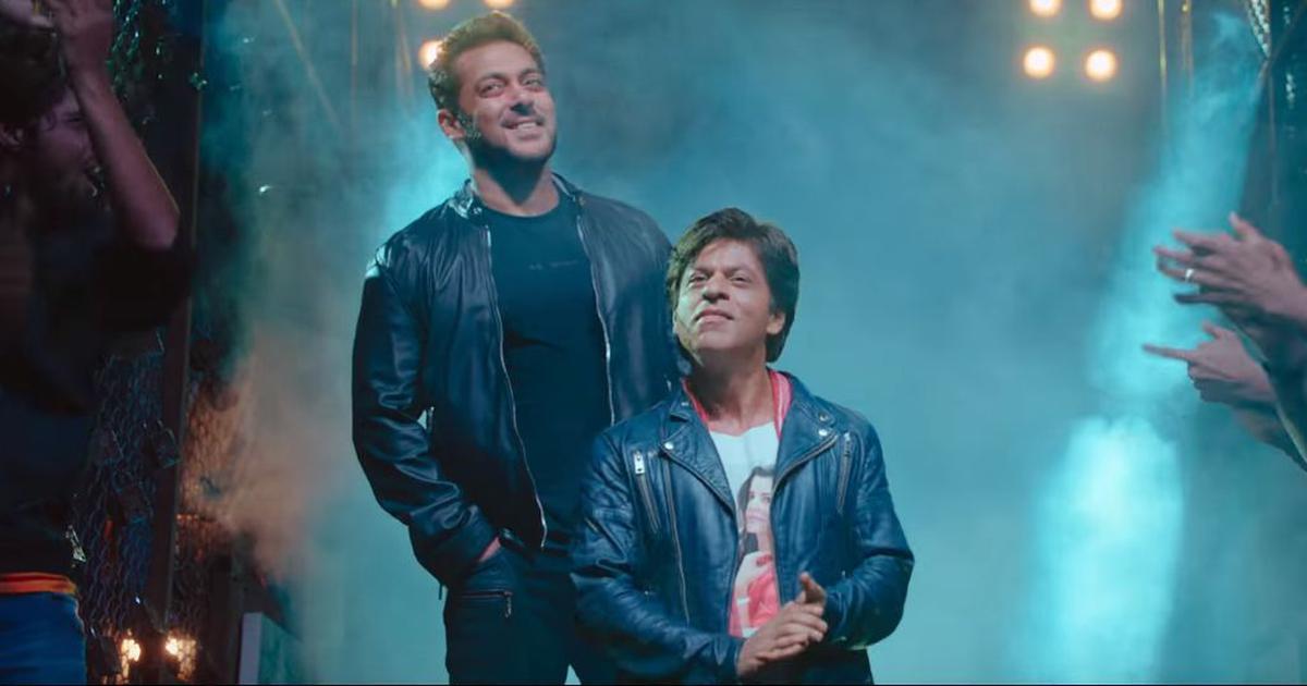 Zero Eid Teaser Shah Rukh Khan And Salman Khan Come Together