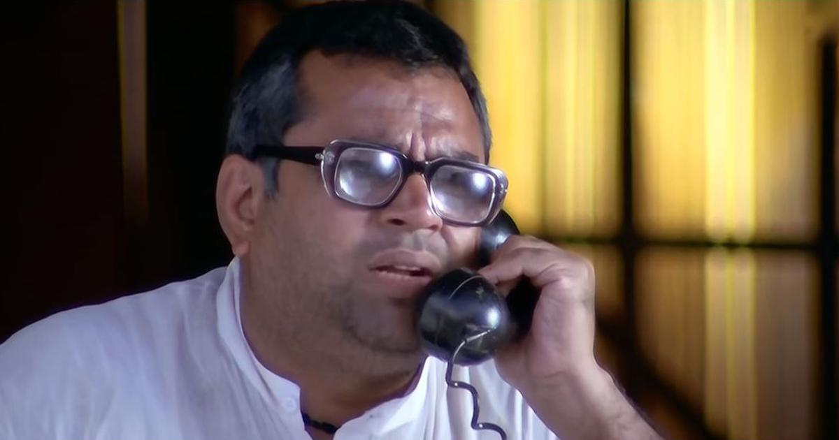 'Yeh Baburao ka style hai': Why Paresh Rawal's character from 'Hera Pheri' remains inimitable