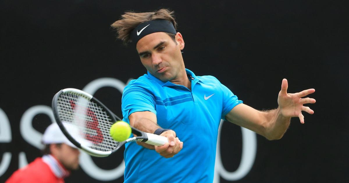 Mercedes open: With a come-from-behind win against Kyrgios, Federer reclaims world No 1 ranking