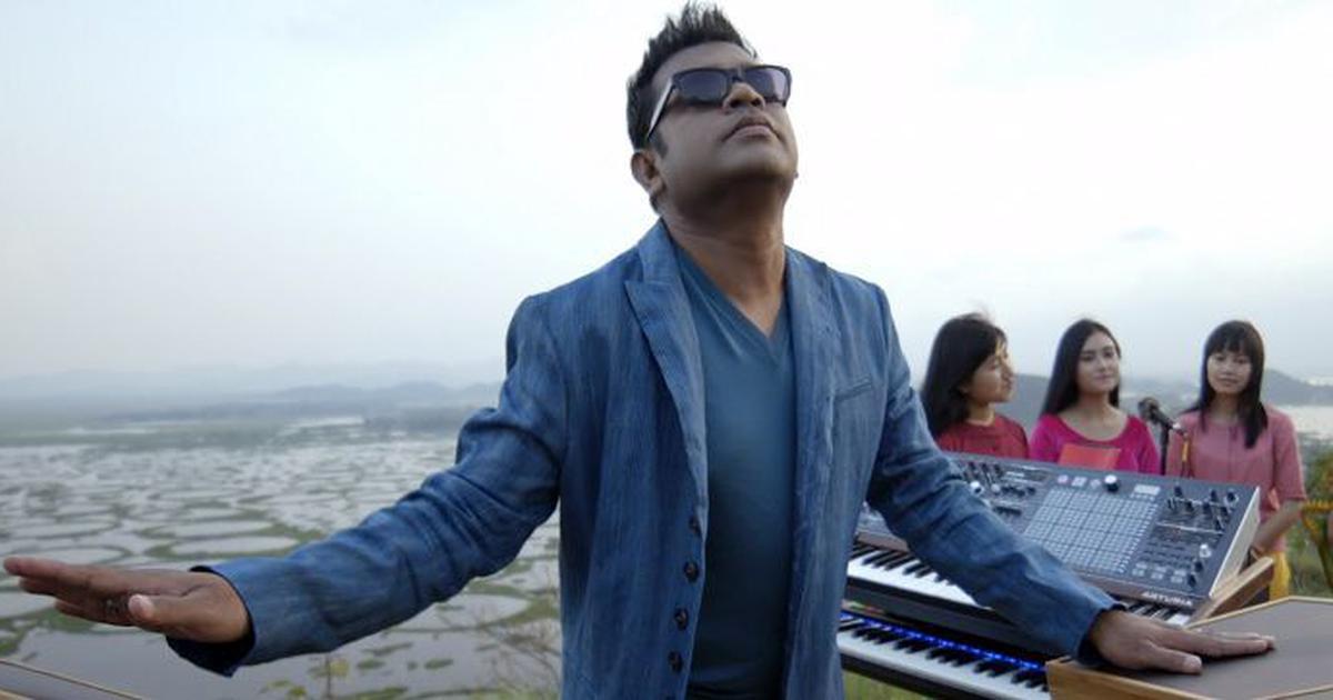 हारमनी विद एआर रहमान : यहां रहमान ख़ुदा नहीं, अजनबी संगीत के क़रीब जाने ले जाने वाले सूफ़ी हैं